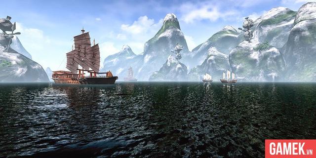 Legend of Chu II - Game mobile 3D lấy đề tài sử Việt bất ngờ xuất hiện 1