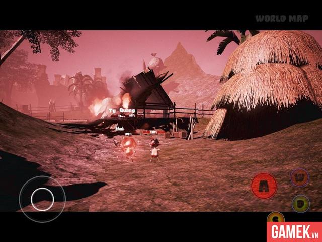 Legend of Chu II - Game mobile 3D lấy đề tài sử Việt bất ngờ xuất hiện 3