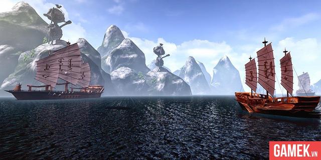 Legend of Chu II - Game mobile 3D lấy đề tài sử Việt bất ngờ xuất hiện 21