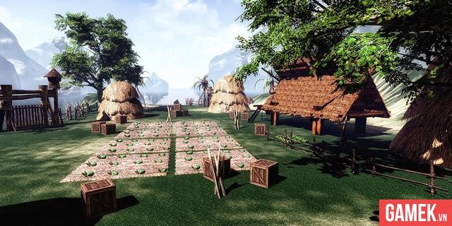 Legend of Chu II - Game mobile 3D lấy đề tài sử Việt bất ngờ xuất hiện 5