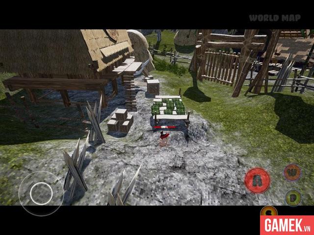 Legend of Chu II - Game mobile 3D lấy đề tài sử Việt bất ngờ xuất hiện 7