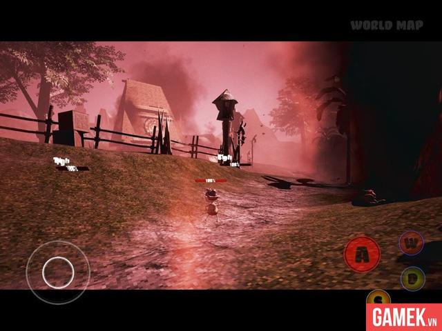 Legend of Chu II - Game mobile 3D lấy đề tài sử Việt bất ngờ xuất hiện 9