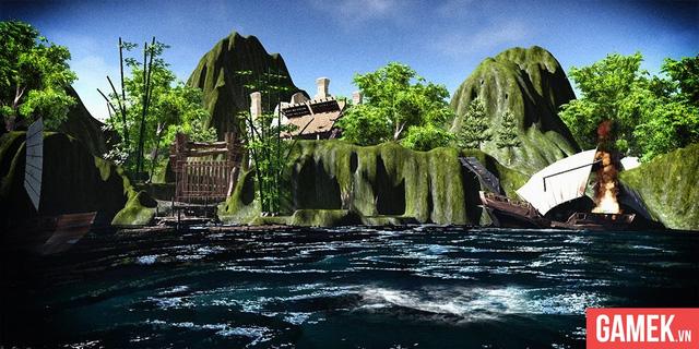 Legend of Chu II - Game mobile 3D lấy đề tài sử Việt bất ngờ xuất hiện 19