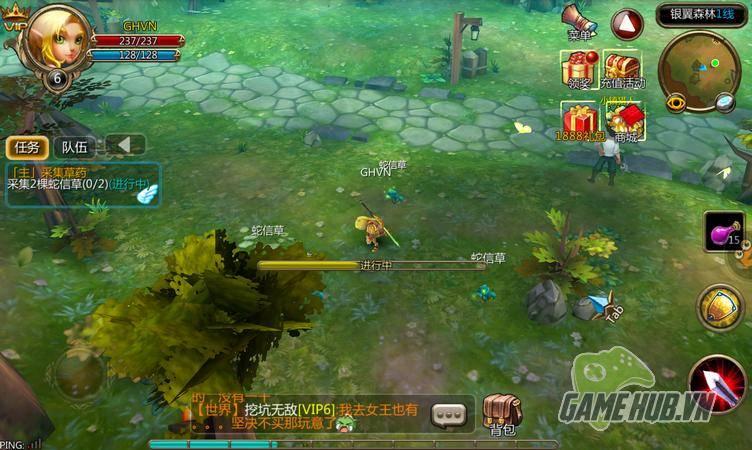 Bộ Lạc Phong Bạo – Game mobile đậm chất Tây phương 19