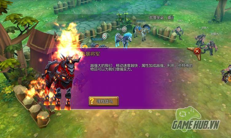 Bộ Lạc Phong Bạo – Game mobile đậm chất Tây phương 21