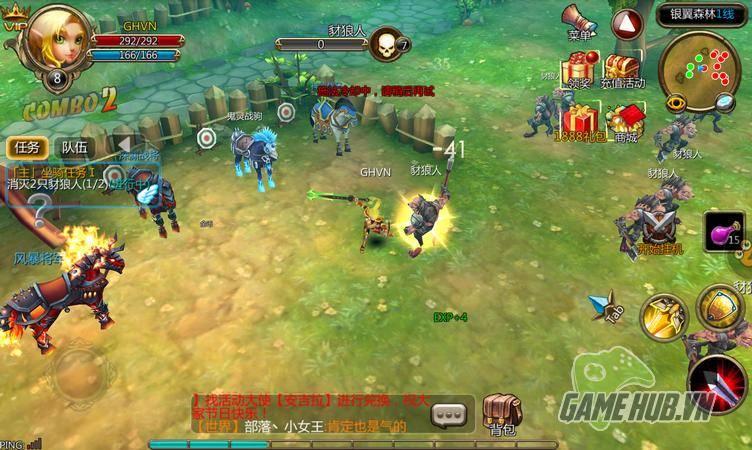 Bộ Lạc Phong Bạo – Game mobile đậm chất Tây phương 23