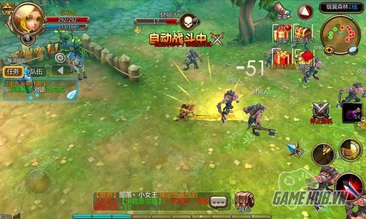 Bộ Lạc Phong Bạo – Game mobile đậm chất Tây phương 25