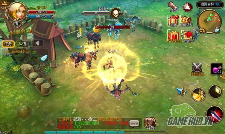 Bộ Lạc Phong Bạo – Game mobile đậm chất Tây phương 27