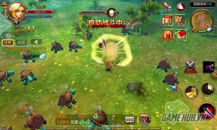 Bộ Lạc Phong Bạo – Game mobile đậm chất Tây phương 29