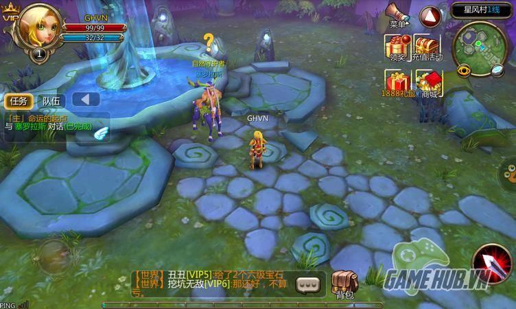 Bộ Lạc Phong Bạo – Game mobile đậm chất Tây phương 9