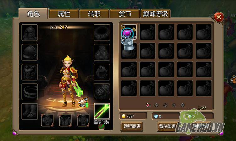 Bộ Lạc Phong Bạo – Game mobile đậm chất Tây phương 15