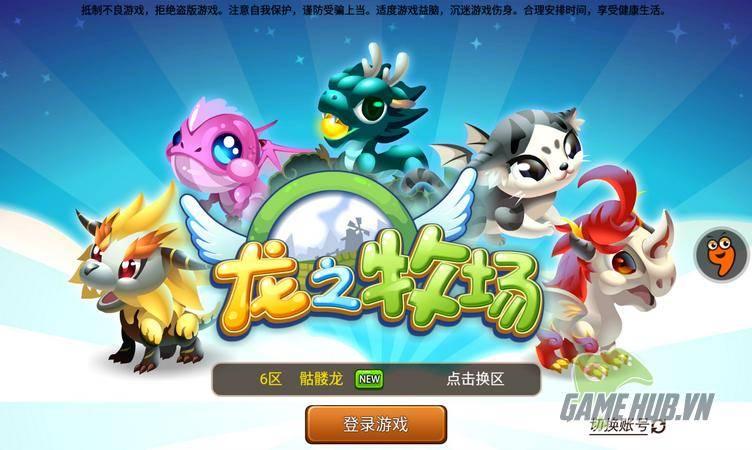 Long Chi Mục Tràng - Game mobile về thú ảo siêu dễ thương 1