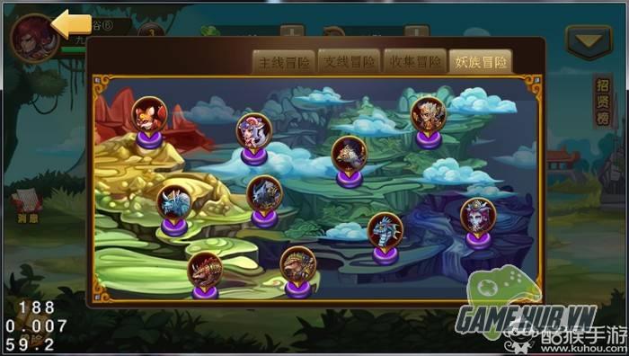 Phàm Nhân Tru Tiên xuất hiện phiên bản game mobile 2D kute 11
