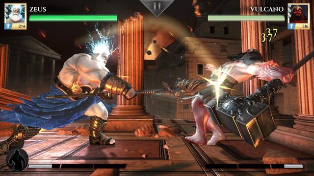 Gods of Rome – Game mobile về cuộc chiến của những vị thần Hy Lạp