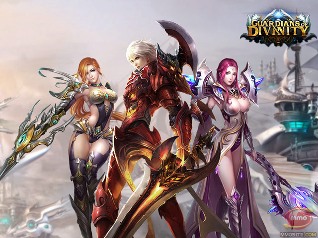 Guardians of Divinity – Game A-RPG của 37Games hé lộ
