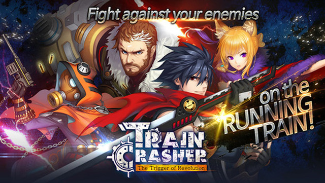 Train Crasher – Game dành cho fan ghiền Anime