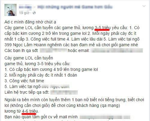 Liệu game thủ Việt đã hiểu đúng về vấn nạn cày thuê xếp hạng trong game? 3
