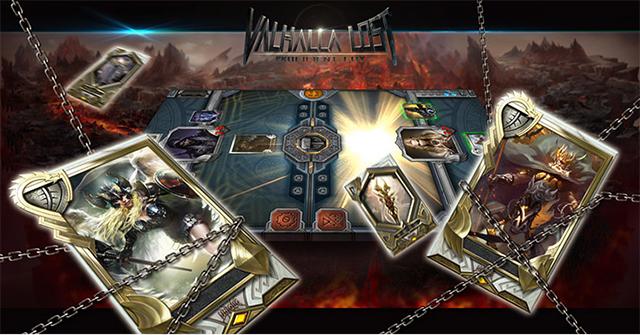 Valhalla Lost – Game giống Hearthstone ra mắt chính thức