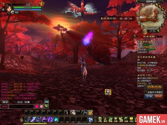 Càn Khôn Online - MMORPG 3D lấy bối cảnh thần thoại 1