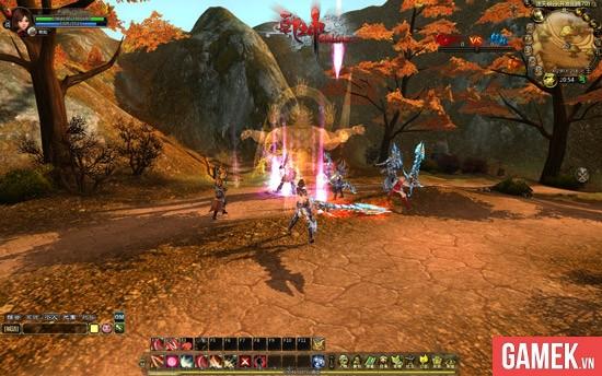 Càn Khôn Online - MMORPG 3D lấy bối cảnh thần thoại 21