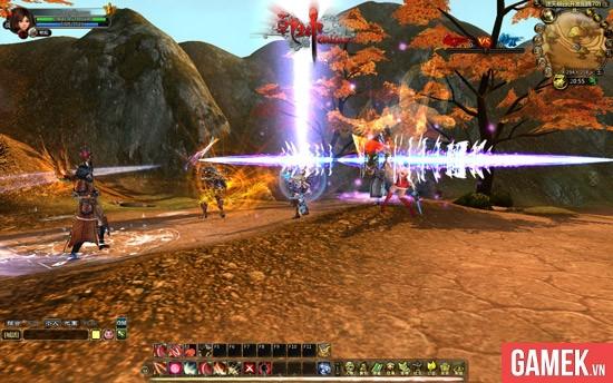 Càn Khôn Online - MMORPG 3D lấy bối cảnh thần thoại 23