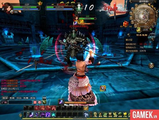 Càn Khôn Online - MMORPG 3D lấy bối cảnh thần thoại 27
