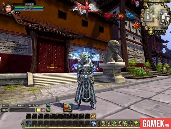 Càn Khôn Online - MMORPG 3D lấy bối cảnh thần thoại 29