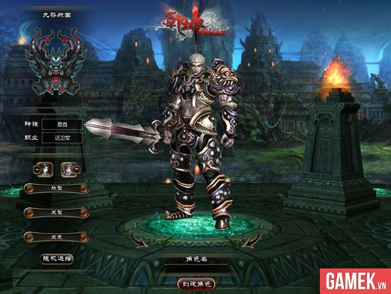 Càn Khôn Online - MMORPG 3D lấy bối cảnh thần thoại 31