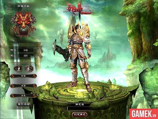 Càn Khôn Online - MMORPG 3D lấy bối cảnh thần thoại 33