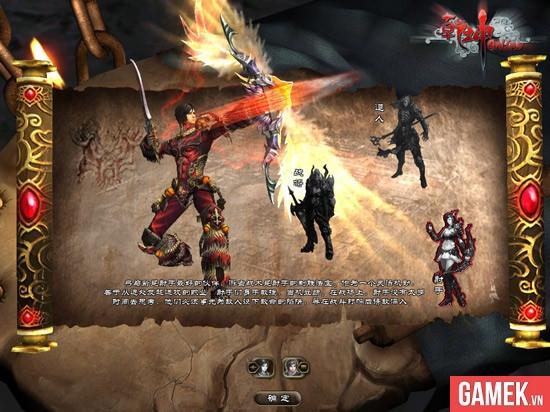 Càn Khôn Online - MMORPG 3D lấy bối cảnh thần thoại 37
