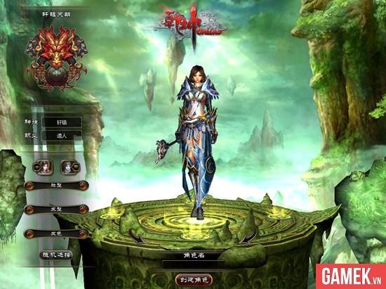 Càn Khôn Online - MMORPG 3D lấy bối cảnh thần thoại 39
