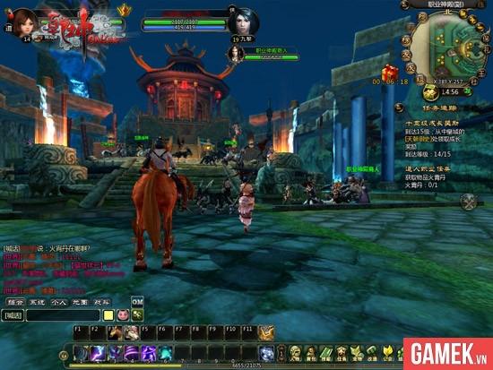 Càn Khôn Online - MMORPG 3D lấy bối cảnh thần thoại 5