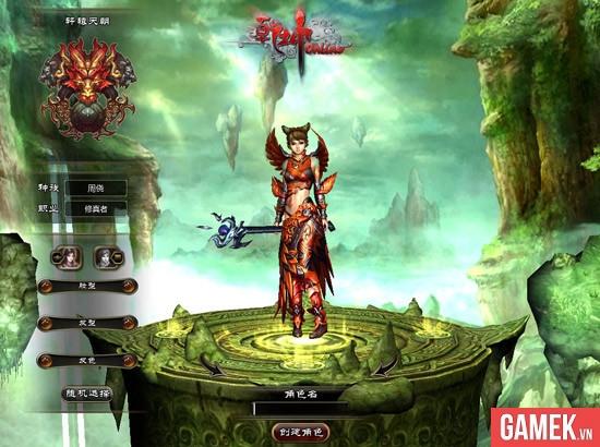 Càn Khôn Online - MMORPG 3D lấy bối cảnh thần thoại 41