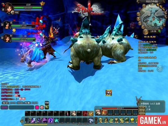 Càn Khôn Online - MMORPG 3D lấy bối cảnh thần thoại 7