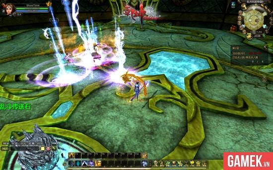 Càn Khôn Online - MMORPG 3D lấy bối cảnh thần thoại 9