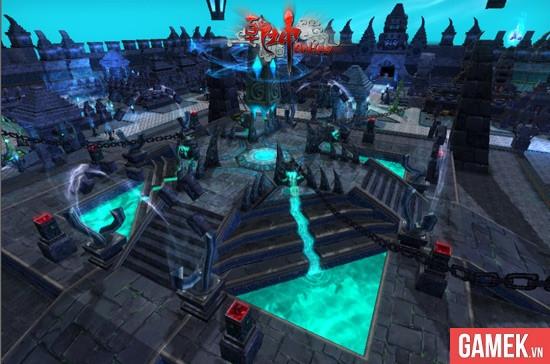 Càn Khôn Online - MMORPG 3D lấy bối cảnh thần thoại 13