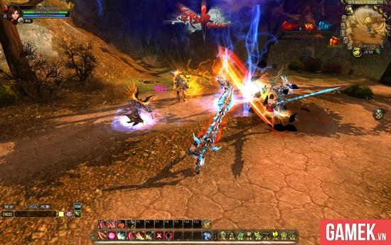 Càn Khôn Online - MMORPG 3D lấy bối cảnh thần thoại 17