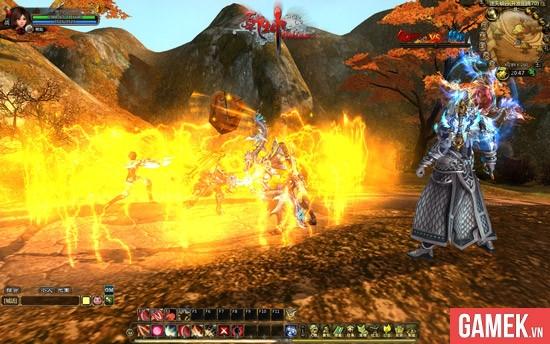 Càn Khôn Online - MMORPG 3D lấy bối cảnh thần thoại 19