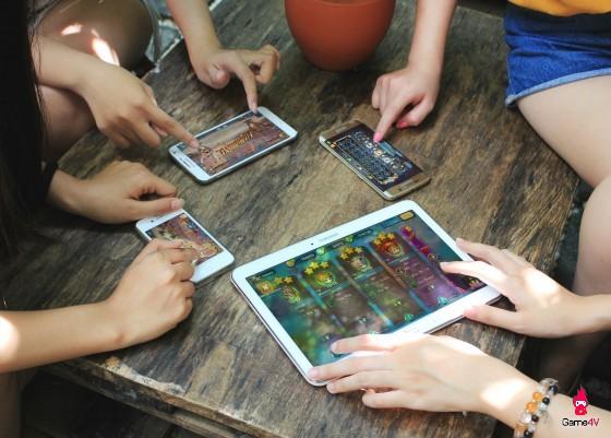 4 điểm nhấn dành cho thị trường game mobile online Việt năm 2015 1