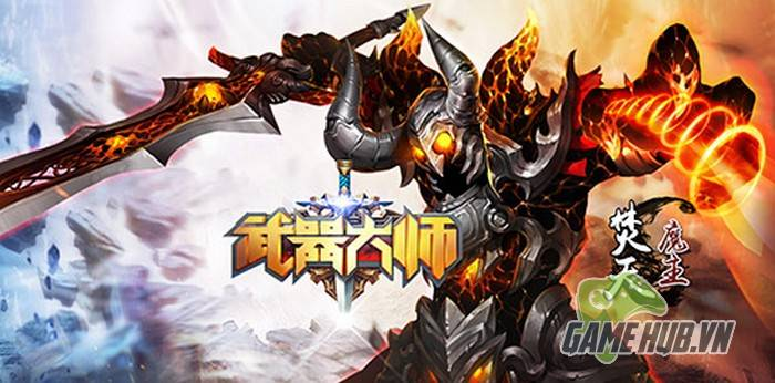 Vũ Khí Đại Sư - Game mobile đề cao việc chế tạo vũ khí 11