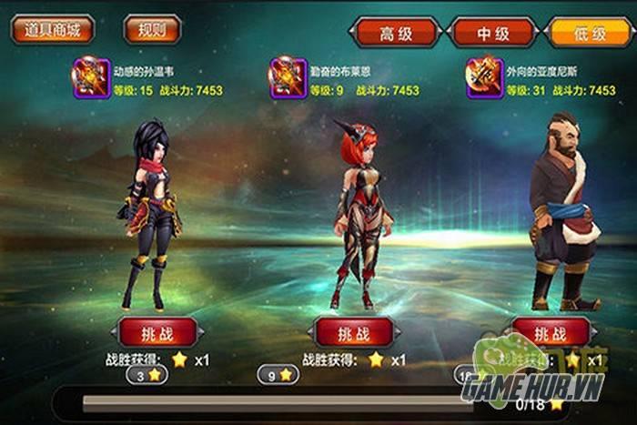 Vũ Khí Đại Sư - Game mobile đề cao việc chế tạo vũ khí 9