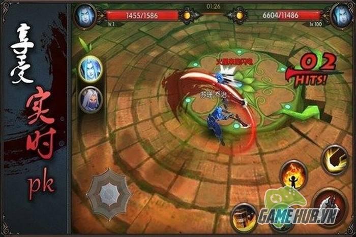 Vương Giả Chi Dịch - Game mobile cận chiến đã tay 11