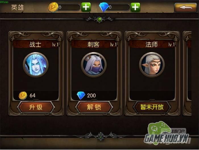 Vương Giả Chi Dịch - Game mobile cận chiến đã tay 9