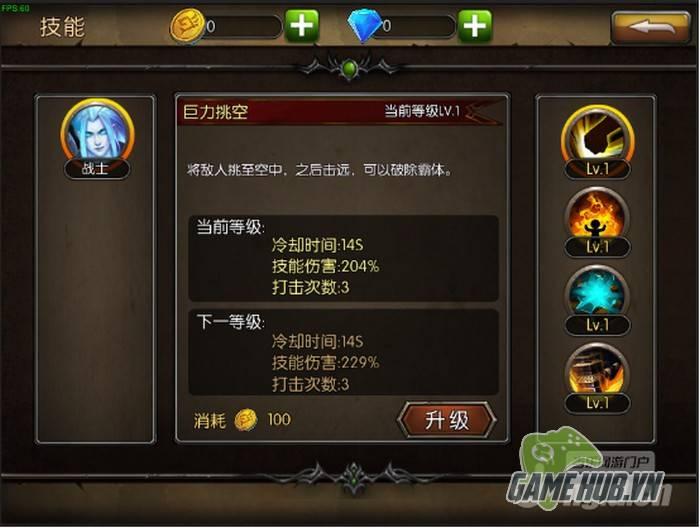 Vương Giả Chi Dịch - Game mobile cận chiến đã tay 7