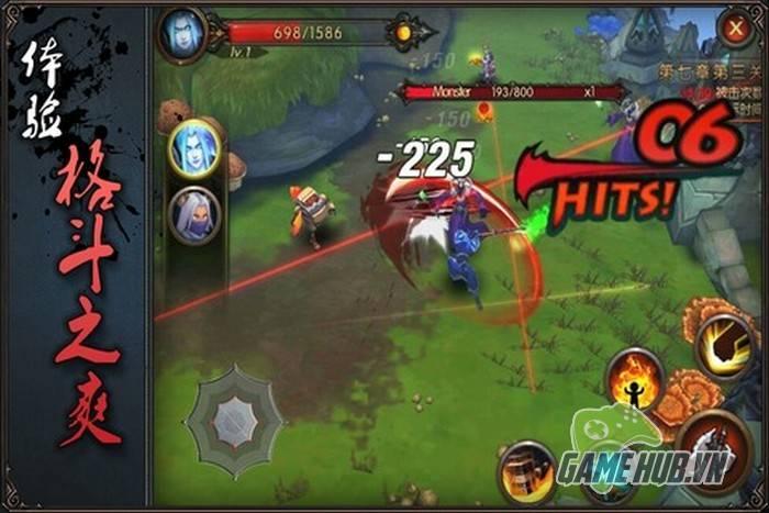 Vương Giả Chi Dịch - Game mobile cận chiến đã tay 3