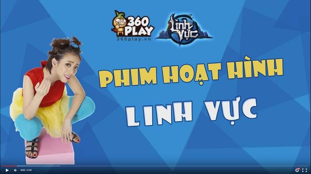 Game Linh Vực chuẩn bị ra mắt teaser, mở cửa trong tháng 1/2016