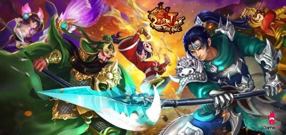 Những con số ấn tượng của mảng game mobile online Việt Nam